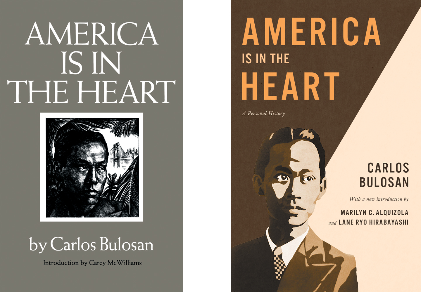 two faces of america by carlos bulosan