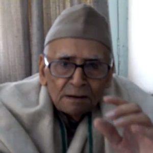 Shambhu Dutt Sharma