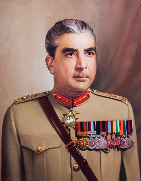 General Agha Mohammad Yahya Khan