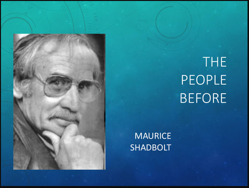 The People Before by Maurice Shadbolt