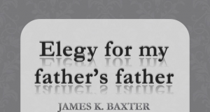 An elegy for my father's father