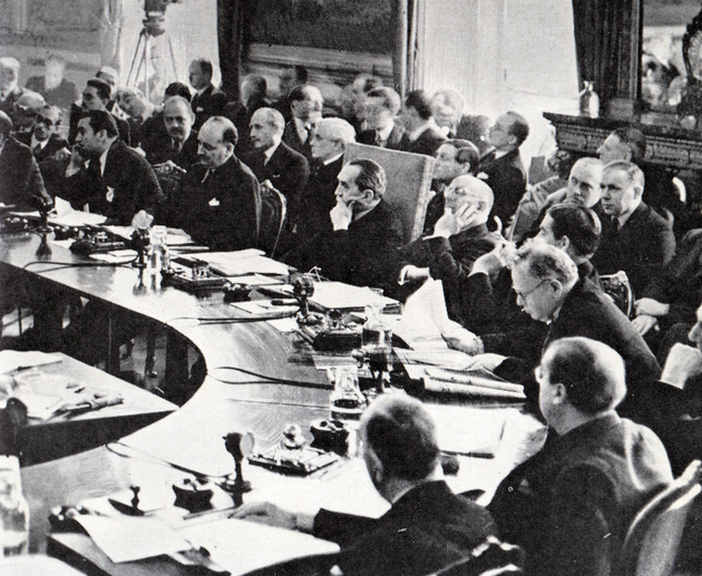 The League of Nations - Successes in the 1930s