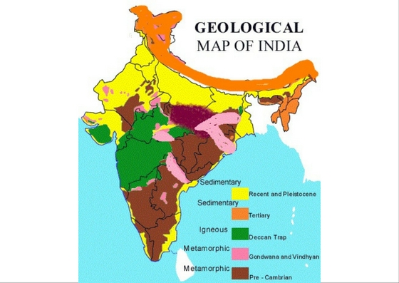 Structure of India