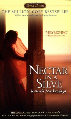 Analysis of Nectar in a Sieve, by Kamala Markandaya