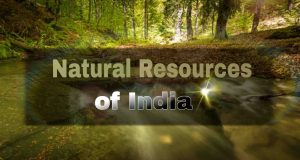 Natural-resources-of-India