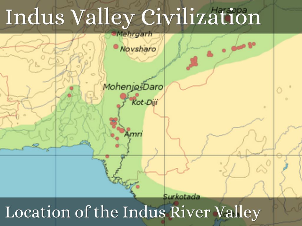 Trading system of indus valley civilization # blogger.com